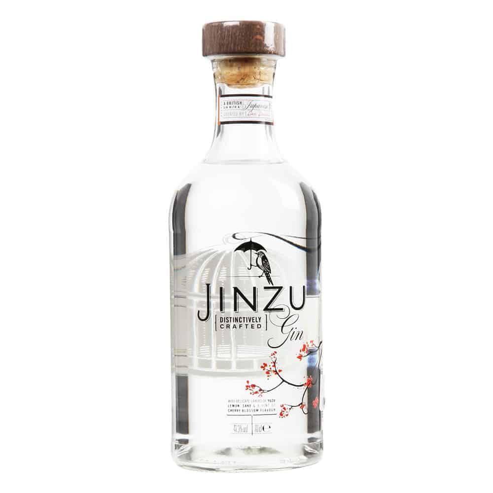 Jinzu gin 41,3 %, 0,70 ltr.