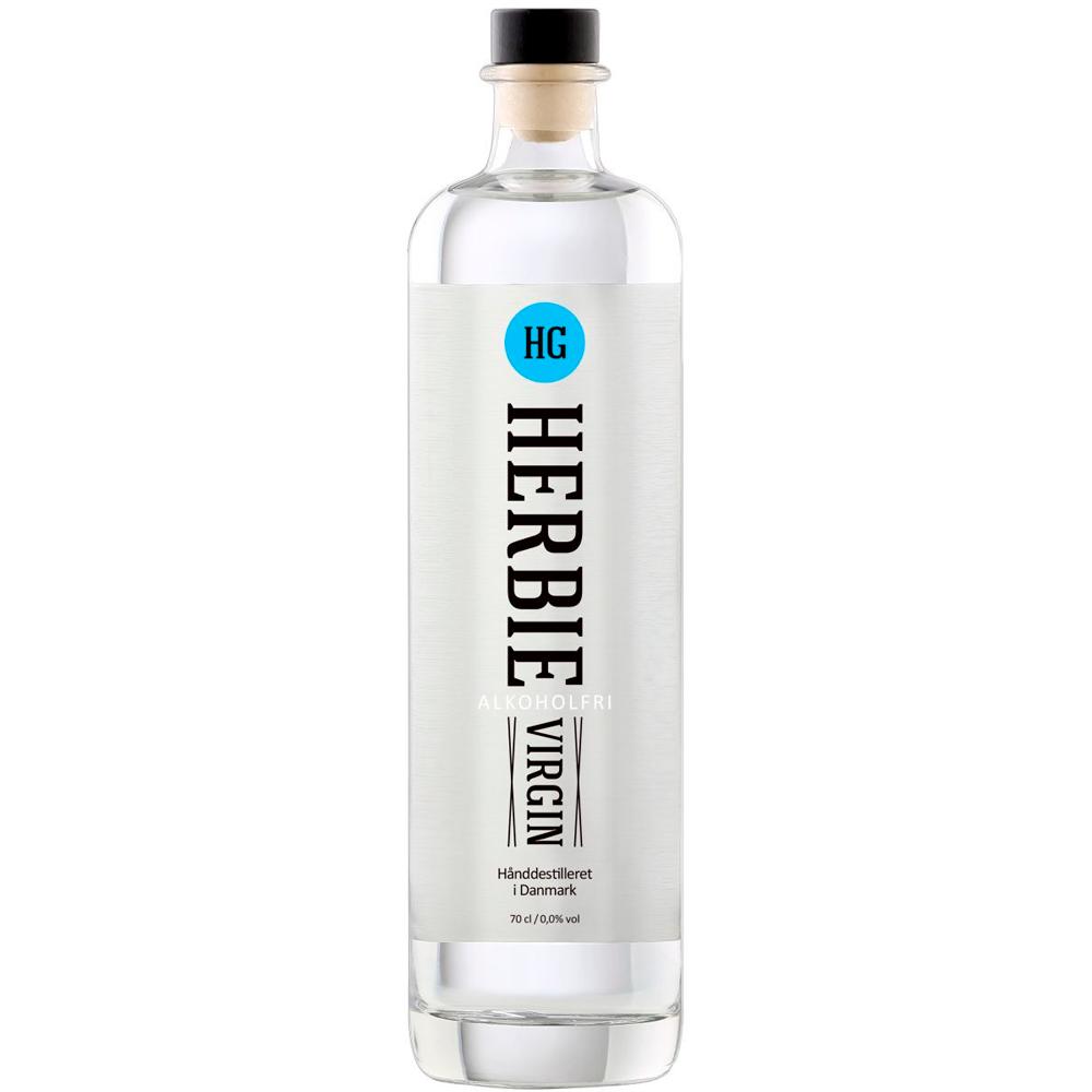herbie vigin alkoholfri gin
